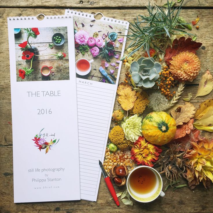 This is the new 2016 5ftinf Kitchen Calendar which will be ready to post out by 24th October, but you can pre order them now.It measures 17cm x 42cm and is perfect for small reminders like birthdays, meetings and school holidays hanging on your kitchen wall.It's full of colourful compositions which I've taken throughout the year so the light and the nature change as the months progress.If you have any questions please feel free to e-mail me
