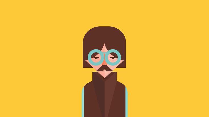 offbeat estudio character illustration