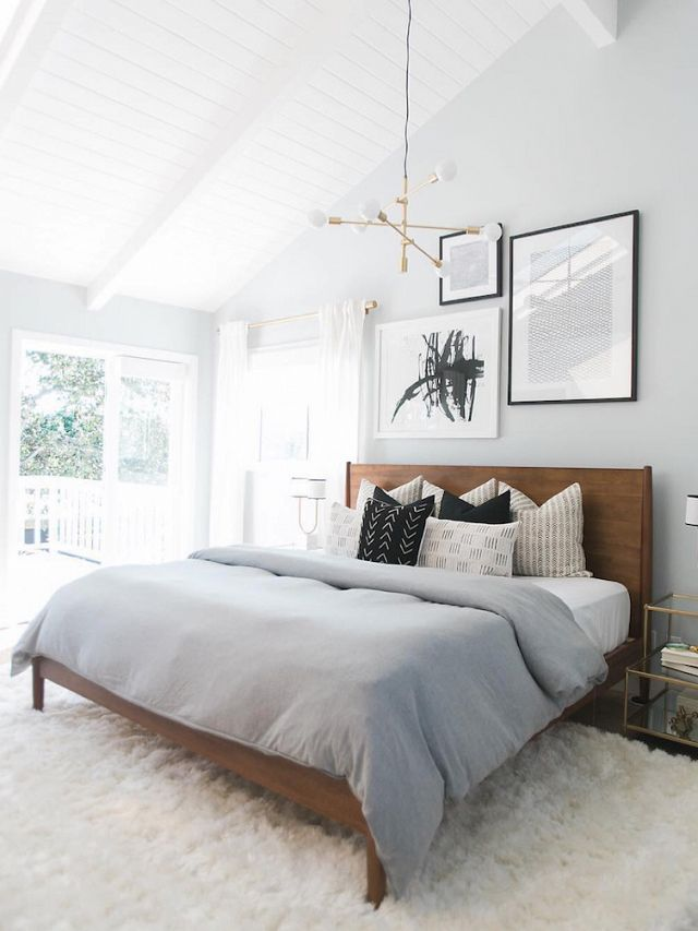 warm bedroom designs. Clean and warm space  Bedroom inspiration pinterest sarahesilvester The 25 best Warm bedroom ideas on Pinterest Beds master