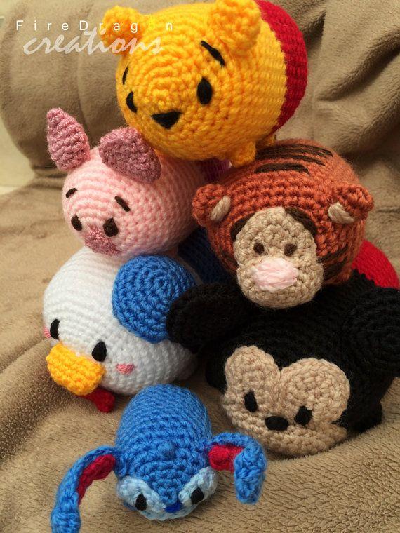 Amigurumi Munecos Disney : Mas de 1000 imagenes sobre Crochet en Pinterest Patrones ...