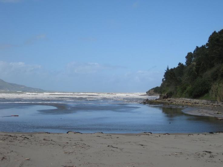 Opoutama Beach (Between Mahia  Nuhaka) - East Coast, Hawkes Bay, New Zealand