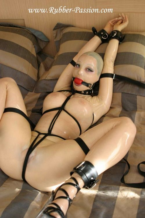 real rubberdoll soft bdsm