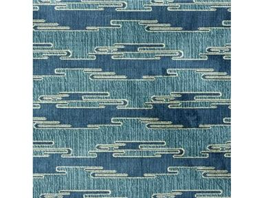 Groundworks SORA VELVET AQUA/BLUE GWF-2805.513 - Lee Jofa New - New York, NY, GWF-2805.513,Lee Jofa,0052,Beige, Light Blue,Heavy Duty,Up The Bolt,Kelly Wearstler,Contemporary,Upholstery,Belgium,Yes,Groundworks,SORA VELVET AQUA/BLUE