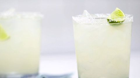 How to Make a Classic Margarita | Start by mastering this classic recipe, then experiment with adding spices, fresh herbs, or even fruit.