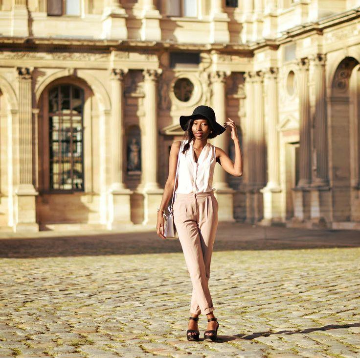 Tenue Pastel et bomber Pimkie collection Opéra de Paris, photos à Paris -  Blog Mode Lyon