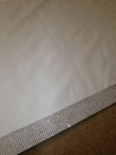 Bling Aisle Runner | Weddingbee Photo Gallery
