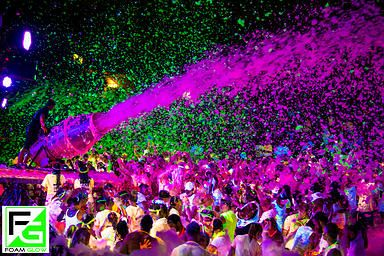 Foam Glow 5K - Chicago... Ran this one, September 27, 2014!!!