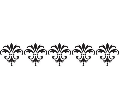 5x16 Serendipity Stencil