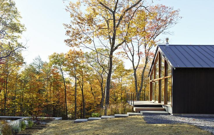 Hudson Woods - Where Design Meets Nature         – Gallery