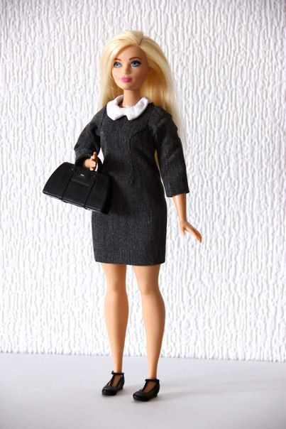 825 besten Curvy Barbie patterns (and other assorted other dolls ...