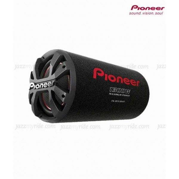 #Pioneer - TS WX304T #Jazzmyride Pioneer - TS WX304T 30 CM Bass-Reflex Tube Type Subwoofer. Smooth connections, outstanding quality and superior convenience, these are the qualities that spell the success story of Pioneer.