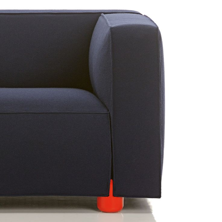 Barber Osgerby Compact Two Seat Sofa