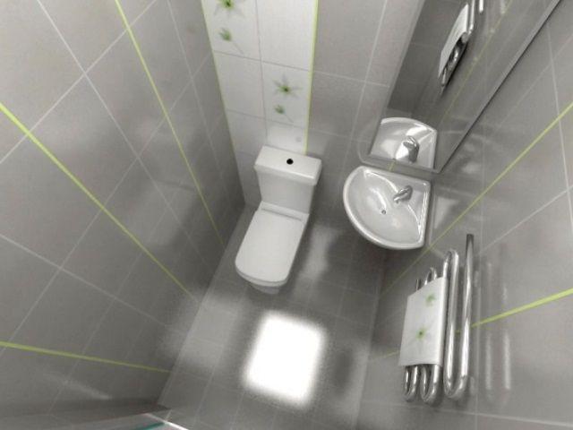 Дизайн туалета 2015 - фото