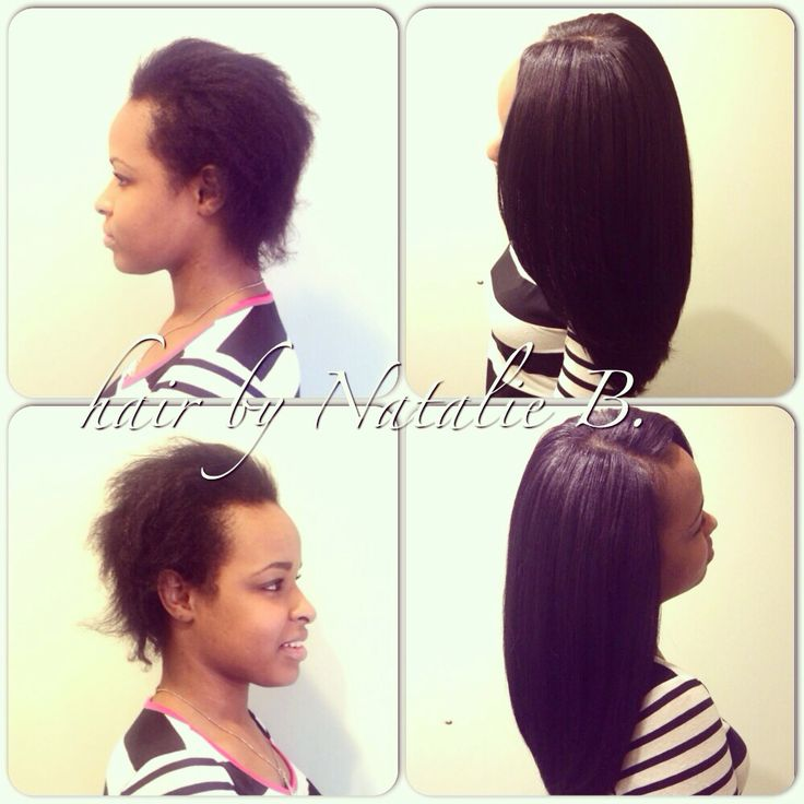 18 best stunning sew ins images on pinterest hairstyles braids short hair no problem flawless sew in hair weaves by natalie pmusecretfo Images