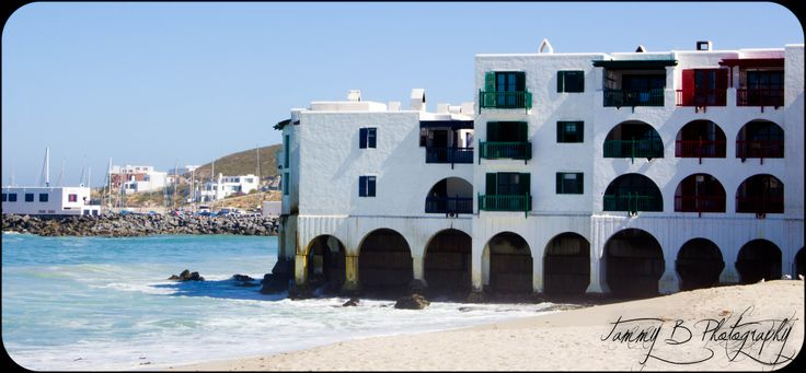 Mykonos Resort, Langebaan, West Coast, South Africa...gorgeous.