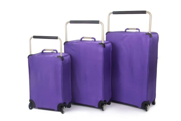 WORLD'S LIGHTEST COLLECTION 2 WHEEL (the world's lightest suitcase)
