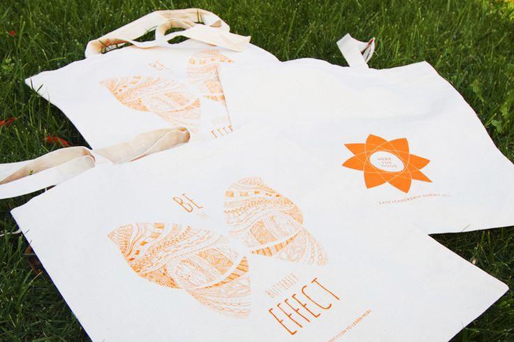 Be the Effect tote-bags #bag #titebag