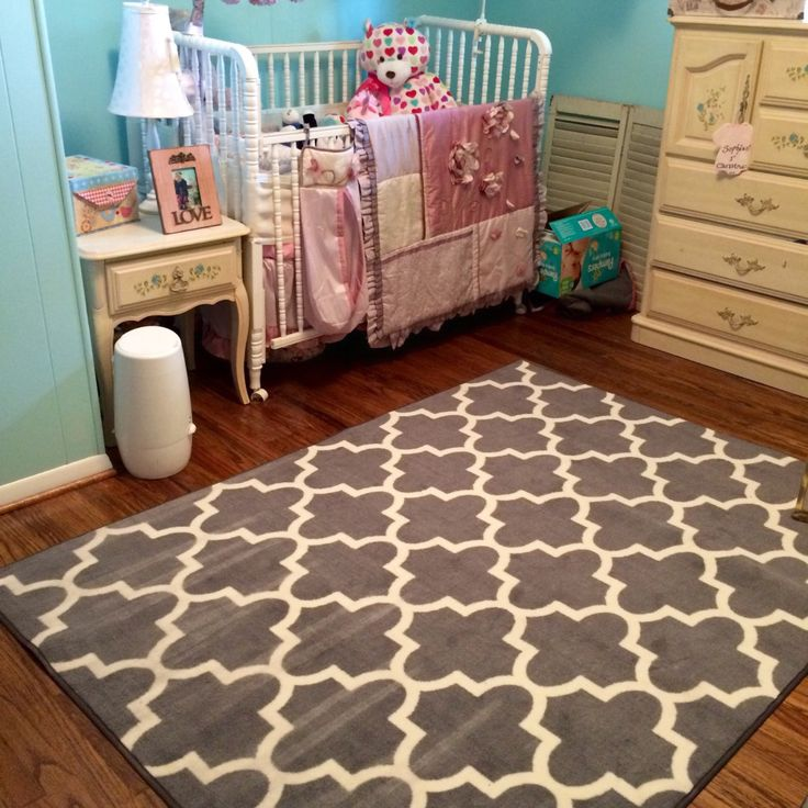 Just Wanted To Share The S Nursery It Came Along Great Rug From