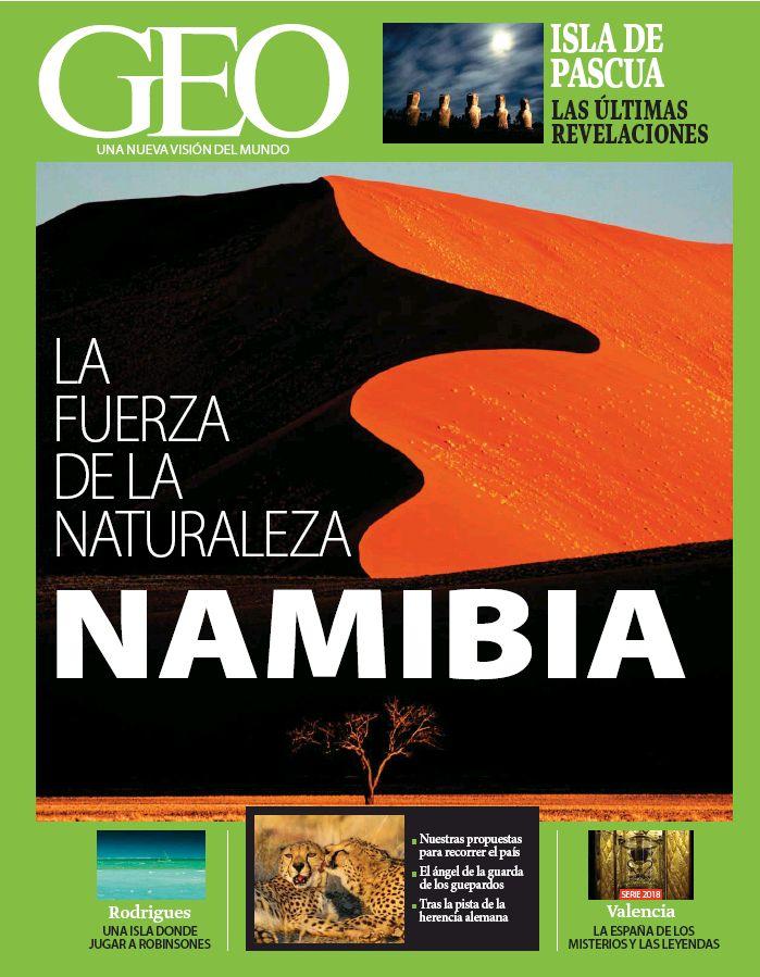 Geo, una nueva visión del mundo. N. 371 (abril 2018)