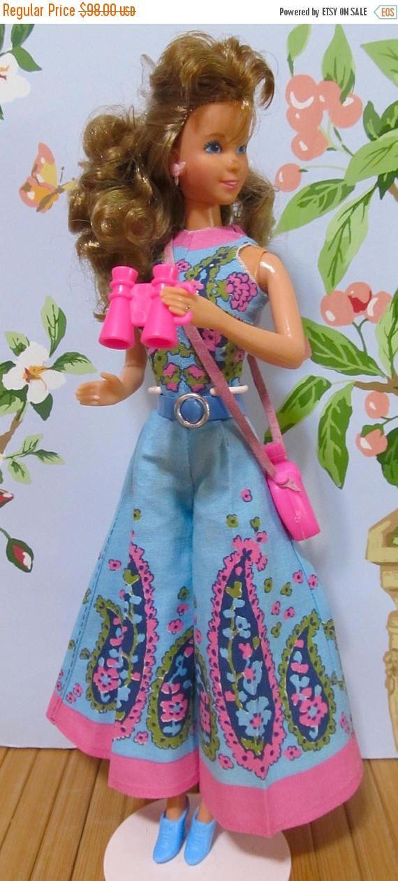 Clearance SALE 60% Vintage Barbie Doll Swivel Arms Mattel 1966
