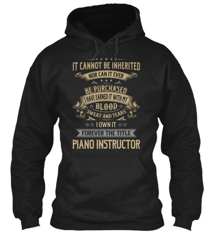 Piano Instructor #PianoInstructor