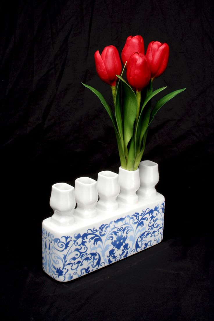 99 Best Images About Tulpenvaas Tulip Vase On Pinterest