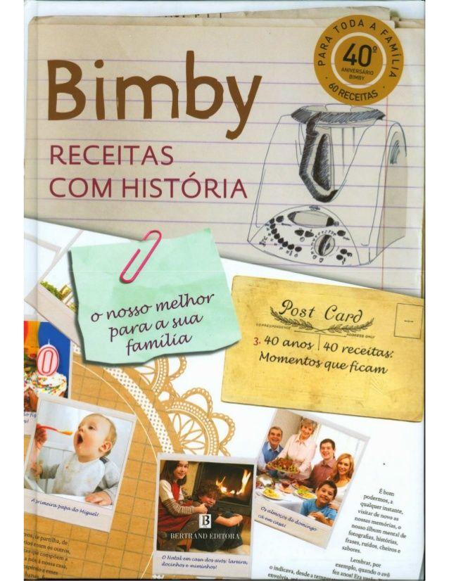 Bimby receitas com historia by beladuarte via slideshare