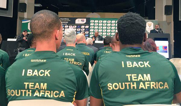 Team SA to Rio Olympics 2016   #road2rio #olympics