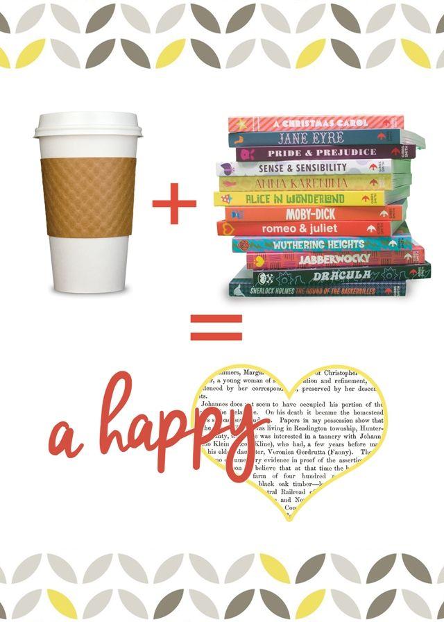 Стаканчик кофе или чая + хорошая книга = счастливое сердце.  #книги #чтение…