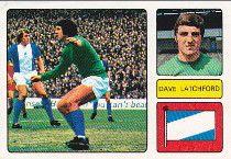 DAVE LATCHFORD 1973-74 BIRMINGHAM