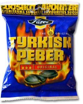 turkish pepper
