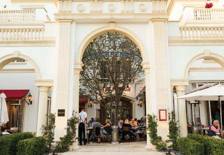 Dining Review: The French Brasserie Rustique - Gulfshore Life - May 2017 - Naples, FL