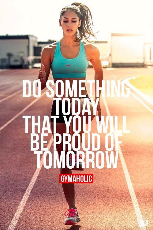 Do Something Today... - http://www.usatimeoffer.com/FemaleFitnessModelsBlog/do-something-today/ #femalefitness #femalefitnessmotivation #Fitness