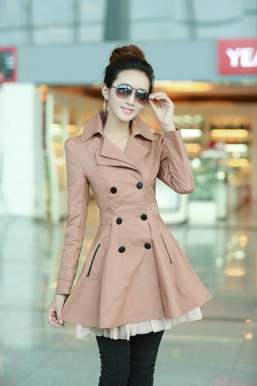 Argh. I want this style of dress coat sooooooo much.