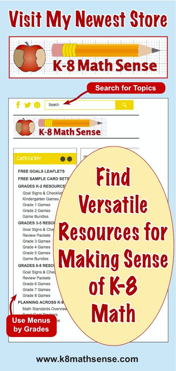 31 best Math Standards Overview images on Pinterest | Common core ...