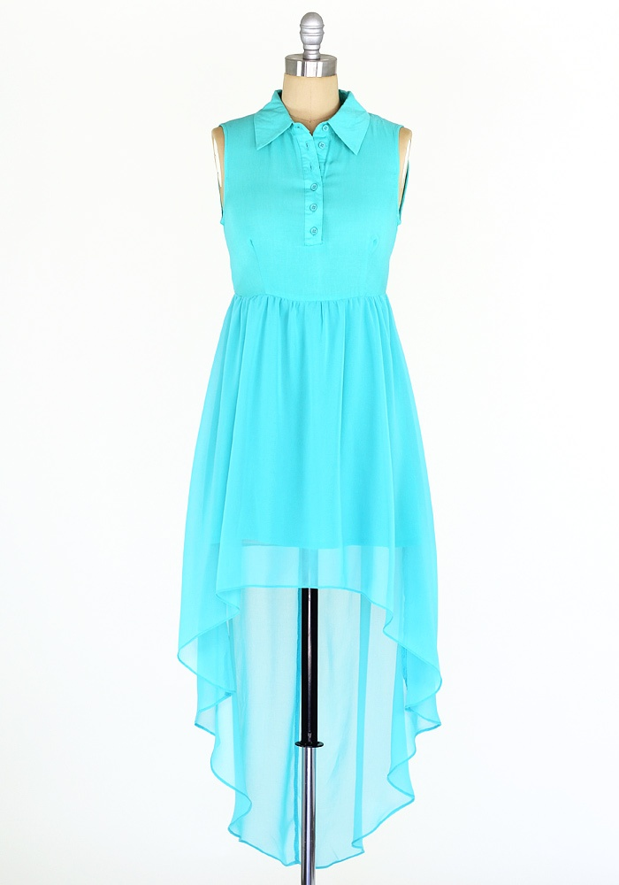 A Mermaid's Tale Dress :) This site has cute dresses!