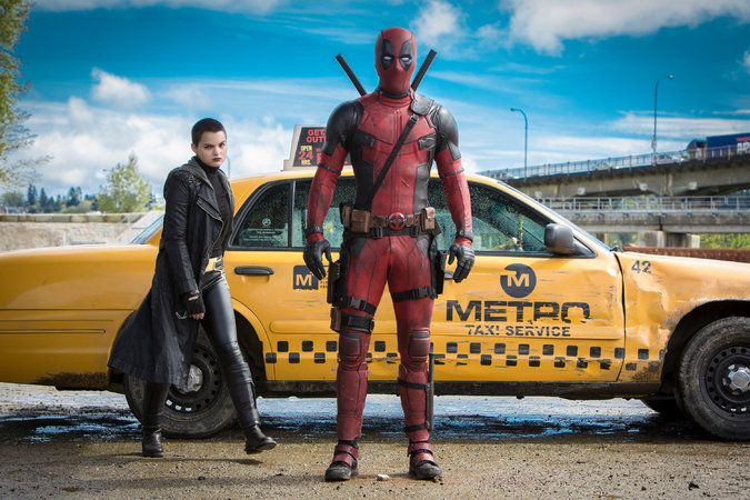 Review: 'Deadpool,' a Sardonic Supervillain on a Kill Mission - The New York Times