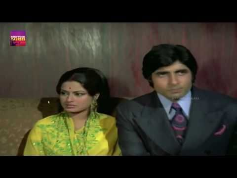 Aa Raat Jaati Hai Video Song | Amitabh Bachchan, Moushumi Chatterjee | Asha Bhosle Songs - YouTube