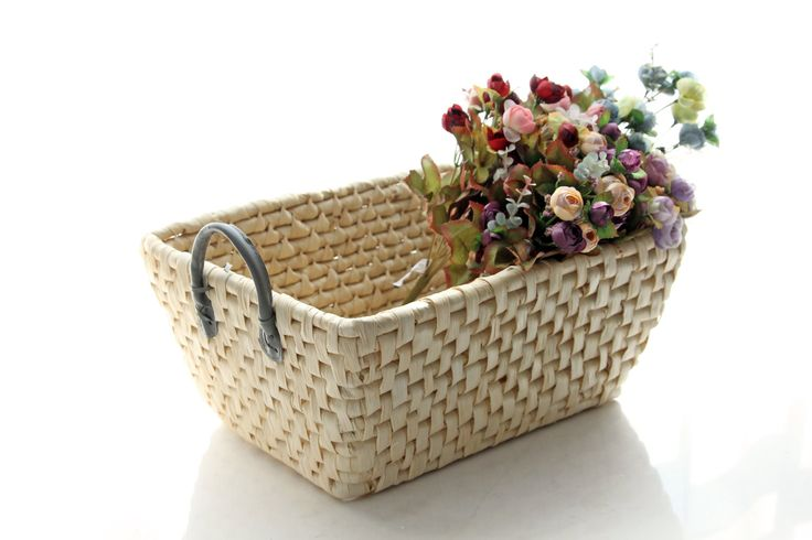 ... day gift/Utility Basket/ straw basket/laundry baskets/Ikea/wedding