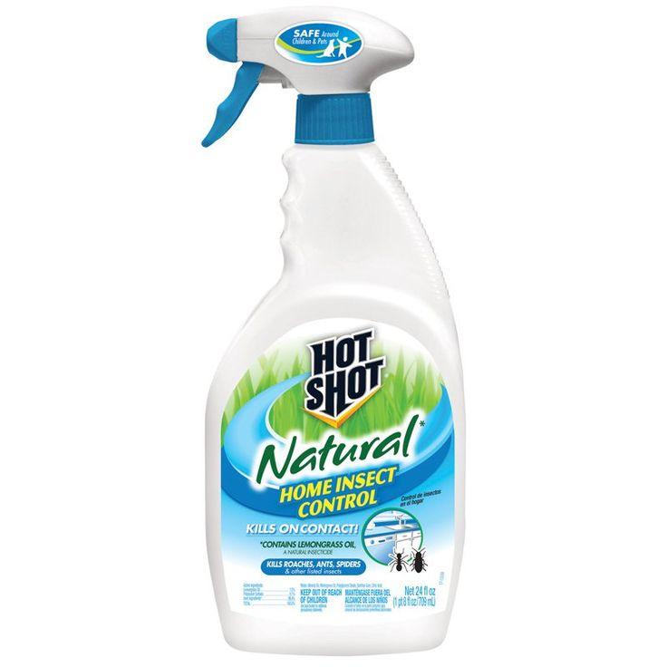 Hot Shot 95846 24 Oz Natural Home Insect Control - 1384-1093