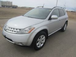2006 Nissan Murano located at our Red Deer location.