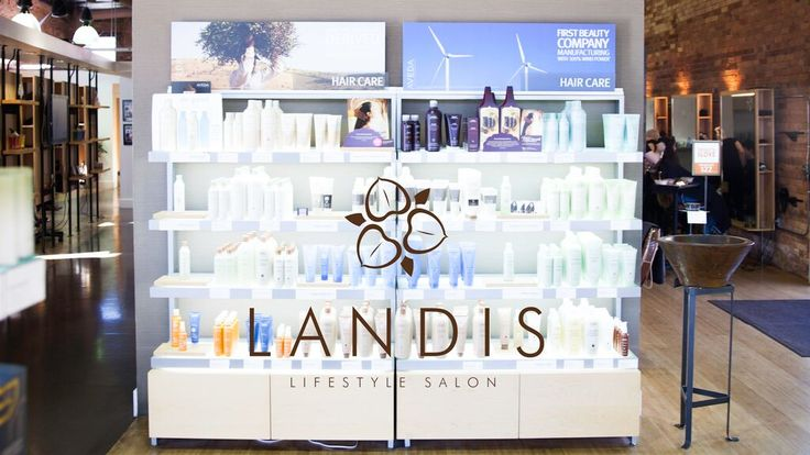 Welcome to our home... #landissalon #aveda