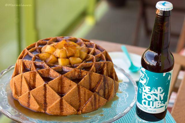 """Hay que ver qué rápido pasa el tiempo, ha pasado ya un año volando y ya llegamos otra vez al National Bundt Cake Day, un día muy dulce para celebrar, lo mismo que un """"no-cumpleaños"""" al más puro est..."""