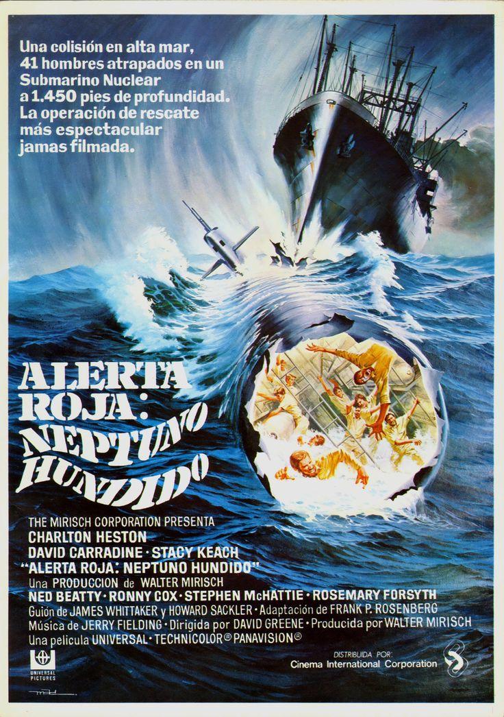 Alerta roja Neptuno hundido - Gray Lady Down