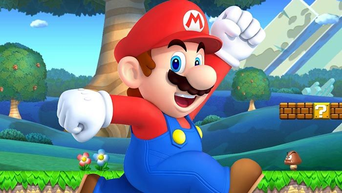 Animated Super Mario Movie Is On The Way Super Mario Bros Super