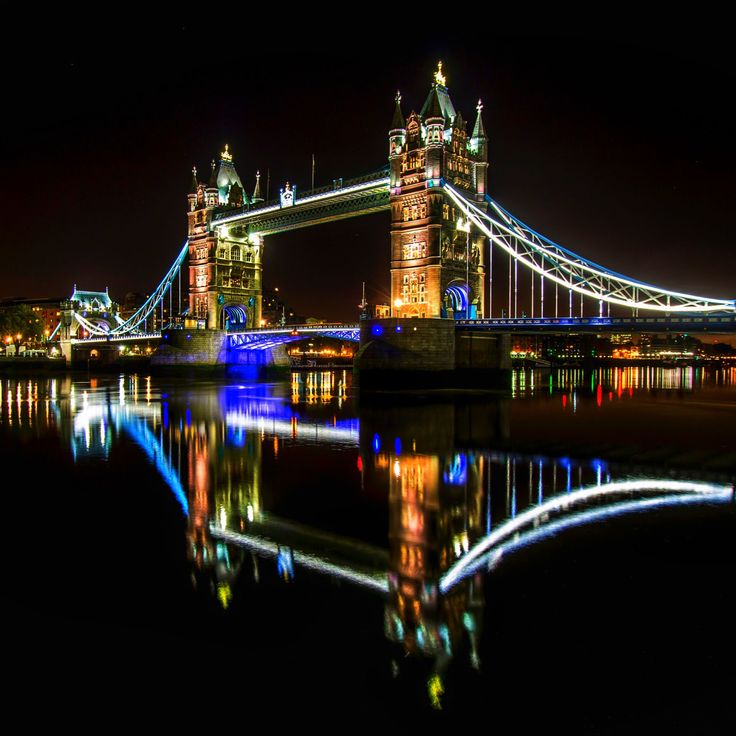 bridge at night | February 7, 2014 1536 × 1536 Tower Bridge at Night ©Carl Milner ...
