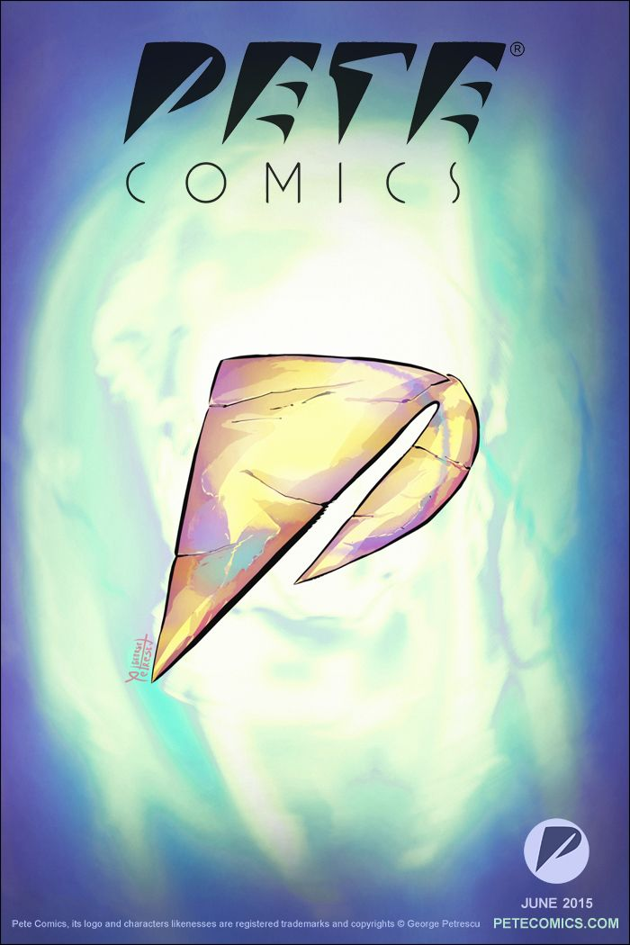 PETE COMICS POSTER #23