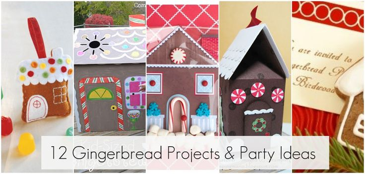 Gingerbread houses are a time-honored tradition during the holidays — but they don't have to be something you eat.