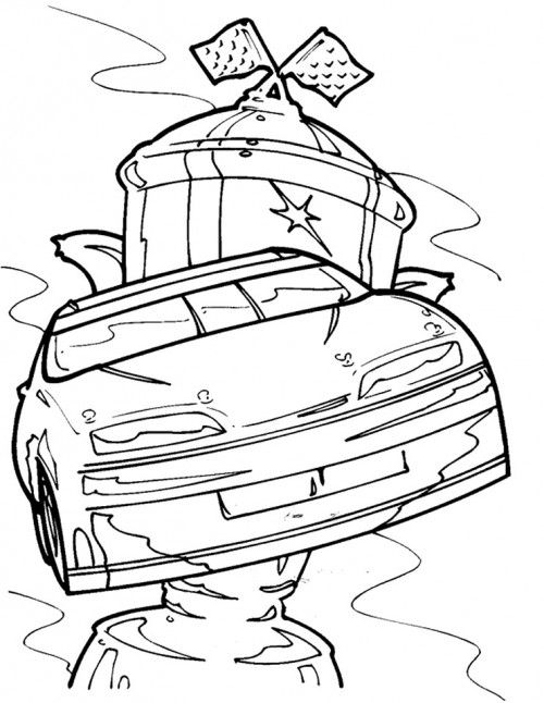 Lovely Nascar Coloring Pages 54 Racing Car Nascar Cool