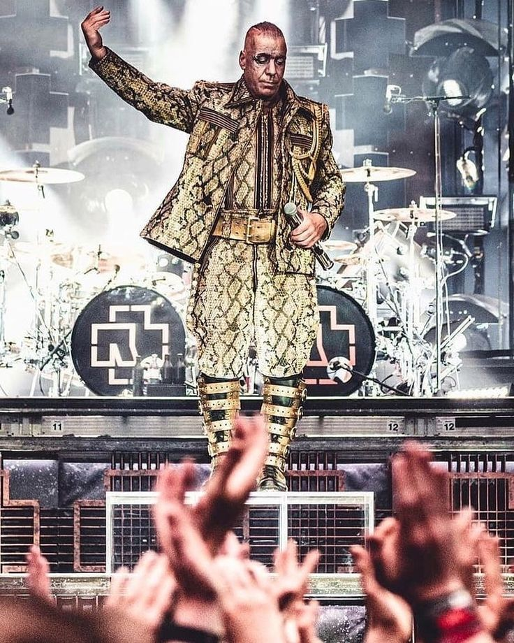 "R a m m s t e i n ⒾⓉ on Instagram: ""Good Morning😊I wanted to say thank you for all the congratulations to my birthday🥰wish you all beautiful day! #rammstein #rammsteinlive…"""